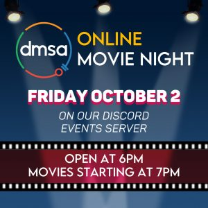 DMSA 2020 Movie Night